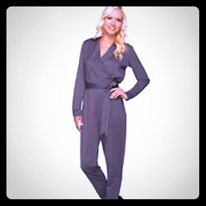 Other - Brand New Silver Jumpsuit